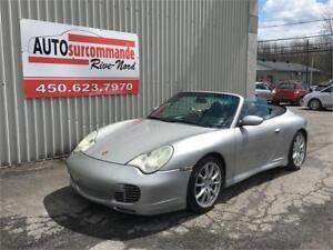 2004 Porsche 911 Carrera 4S -- GARANTIE 1 AN / 12 000 KMS --