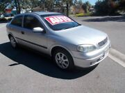 2002 Holden Astra TS Equipe Silver 4 Speed Automatic Hatchback Alberton Port Adelaide Area Preview