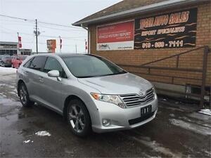 2011 Toyota Venza**ONLY 56 KMS**LEATHER**PANO**20 WHEELS**CAM