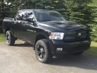 2012 Ram 1500 Sport 6in Lift/35in Tires~ Call for More Details!