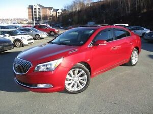2014 Buick LACROSSE 3.6L V6 LEATHER