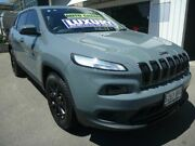 2014 Jeep Cherokee KL MY15 Sport Grey 9 Speed Sports Automatic Wagon Edwardstown Marion Area Preview