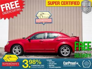 2013 Dodge Avenger SXT *Warranty* $88.43 Bi-Weekly OAC