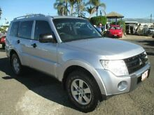 2008 Mitsubishi Pajero NS GLX Silver 5 Speed Sports Automatic Wagon Archerfield Brisbane South West Preview