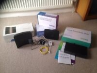 Routers and TV box