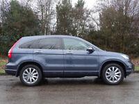 HONDA CR-V 2.2 I-DTEC EX 5d AUTO 148 BHP (grey) 2012