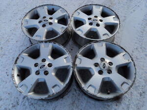 4 17 inch Alloy Rims for 2004-2007 Ford Freestar