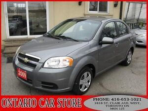 2009 Chevrolet Aveo LS !!!1 OWNER NO ACCIDENTS!!!