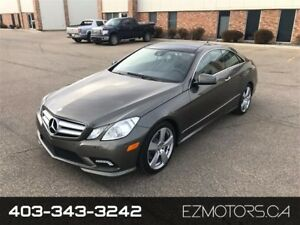 2011 Mercedes-Benz E350|Coupe|NAV|BACKUPCAM|1 OWNER