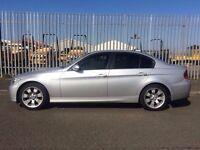 BMW 17' inch alloys / 8' wide all round / Bridgestone Potenza tyres 225/45/17 / 4mm of tread