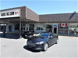 2013 Ford Fusion 1.6L ECO BOOST