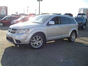 2013 Dodge Journey R/T/ROOF/NAV/BACK UP CAMERA/LTHR/AWD
