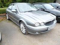 2005/05 Jaguar X-TYPE 2.0 V6 Sport Manual
