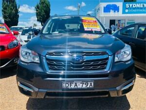 2016 Subaru Forester S4 MY16 2.5i-L CVT AWD Charcoal 6 Speed Constant Variable Wagon Minchinbury Blacktown Area Preview