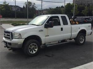 2005 Ford Super Duty F-350 SRW XLT 4x4 | Snow Plow Truck