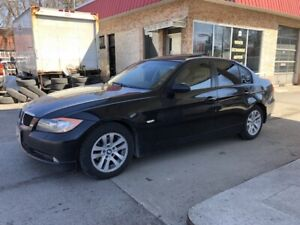 2007. BMW 328x . Automatic. AWD