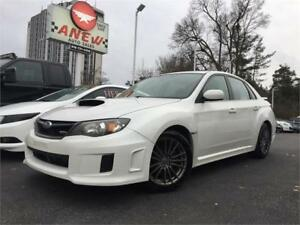 2011 Subaru Impreza WRX  w/Limited Pkg Sedan|  CLEAN | CERTIFIED