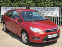 FORD FOCUS 1.6 100PS STYLE A/C 3DR 2009 (58) ONLY 48K S/HISTORY / TWO OWNERS!!!!