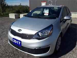 2017 Kia Rio LX+  WE DEAL WITH ALL TYPES OF CREDIT SITUATIONS!!