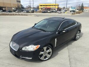 2009 JAGUAR XF SUPERCHARGED *NAVIGATION,BACKUP CAM,FULLY LOADED*