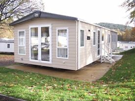 2017 ABI Beaumont 42 x 14ft 2 Bed For Sale On Riverside Rothbury