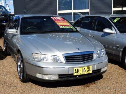 2003 Holden Statesman WK Silver 4 Speed Automatic Sedan Colyton Penrith Area Preview
