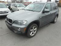 BMW X5 3.0SI 2008 ( TOIT PANORAMIQUE, BLUETOOTH )