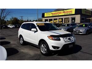 2011 Hyundai Sante Fe GAURANTEED FINANCING Kingston Kingston Area image 1