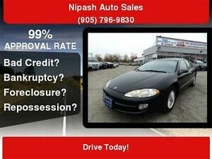 2000 Chrysler Intrepid ES, 3 YEARS POWERTRAIN WARRANTY AVAILABLE