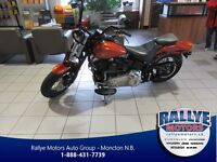 Beautiful 2011 Harley Softail Crossbones Moncton New Brunswick Preview