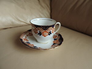 Teacup and saucer - collectable