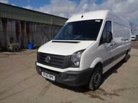 Volkswagen Crafter 2.0 Tdi 136Ps High Roof Van DIESEL MANUAL WHITE (2015)