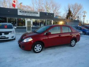 2009 Nissan Versa 1.6 S,SUPER CLEAN!! ONLY 78 000KMS!!