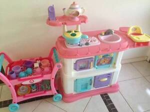 Fisher Price Grow with Me Kitchen - Pink Thornlands Redland Area Preview