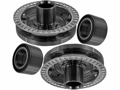 For 2001-2006 Audi TT Wheel Hub and Bearing Kit Front 39885RR 2002 2003 2004