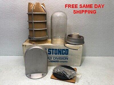 Stonco Vaper Tight Light Fixture 2v566 Item 748492-o2