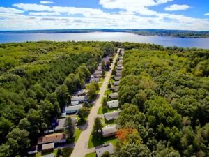 Mobile Home Park For Sale - 525 Midland Point Road, Midland, ON
