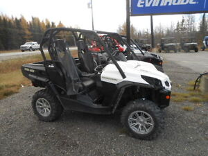 NEW !!! 2013 CAN AM COMMENDER XT ELECTRIC !!!  $13500