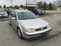 2002 Volkswagen Golf *** AUTOMATIC***ONLY 141 KM****