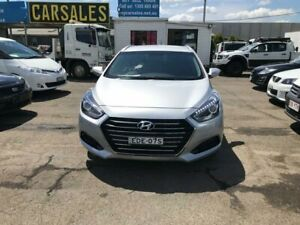 2018 HYUNDAI I40 ACTIVE AUTO 4CYL 1.7L T DIESEL WAGON LOW KMS LOG BOOKS ALLOY WHEELS NEW CAR WARRANT Lansvale Liverpool Area Preview