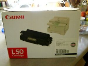 Canon L50 toner cartridge - black - unopened FOR SALE