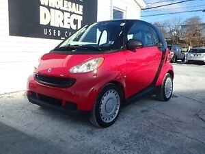 2009 Smart fortwo COUPE 1.0 L