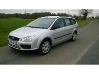 Ford Focus 1.6 auto 2006 56 Reg NEW SHAPE 2 OWNERS 97000 MILES AUTOMATIC NEW MOT