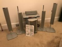 Panasonic DVD Home Theatre Sound System