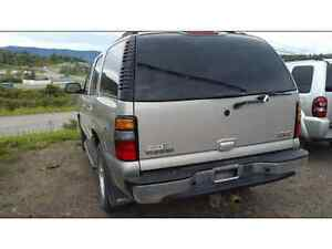 2005 GMC YUKON FULLY LOADED LEATHER Prince George British Columbia image 7