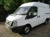Ford Transit 2.2TDCi SWB T 260, Medium Roof, NO VAT 2008 REG