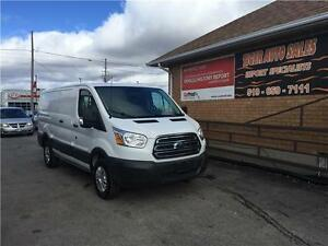 2015 Ford Transit t-250 Cargo Van***ONLY 5000 KMS**LIKE NEW***