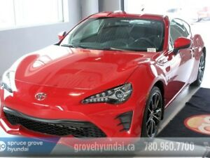 2017 Toyota 86 SPECIAL EDITION-VERY LOW KM'S A MUST SEE