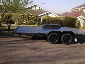 Special K Car Float Car Trailer For hire car trailer rental Gordon Ku-ring-gai Area Preview