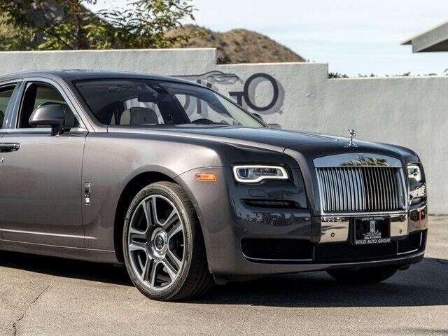 Image 2 Coche Americano usado Rolls-Royce Ghost 2016